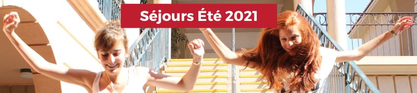SEJOURS THALIE ETE 2020